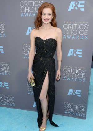 Sarah Hay - 2016 Critics Choice Awards in Santa Monica