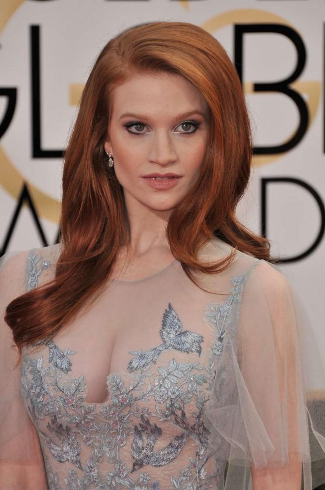 Sarah Hay - 2016 Golden Globe Awards in Beverly Hills