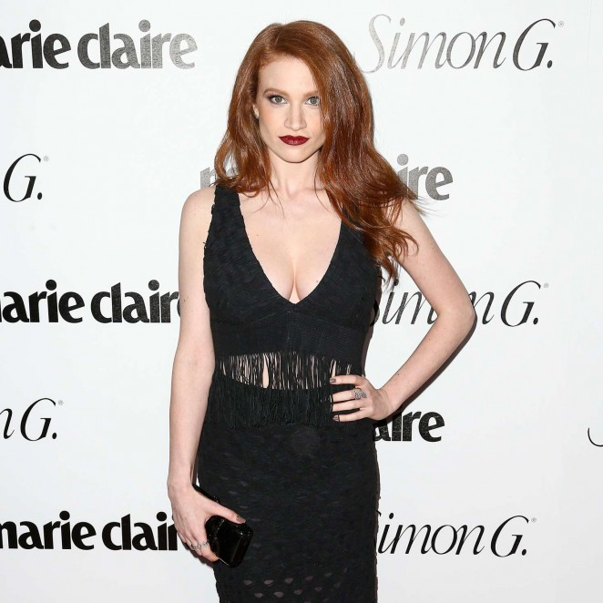 Sarah Hay: Marie Claire Hosts Fresh Faces Party Celebrating May Issue Cover Stars -02