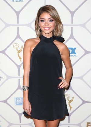 Sarah Hyland - 2015 Emmy Awards Fox After Party in LA