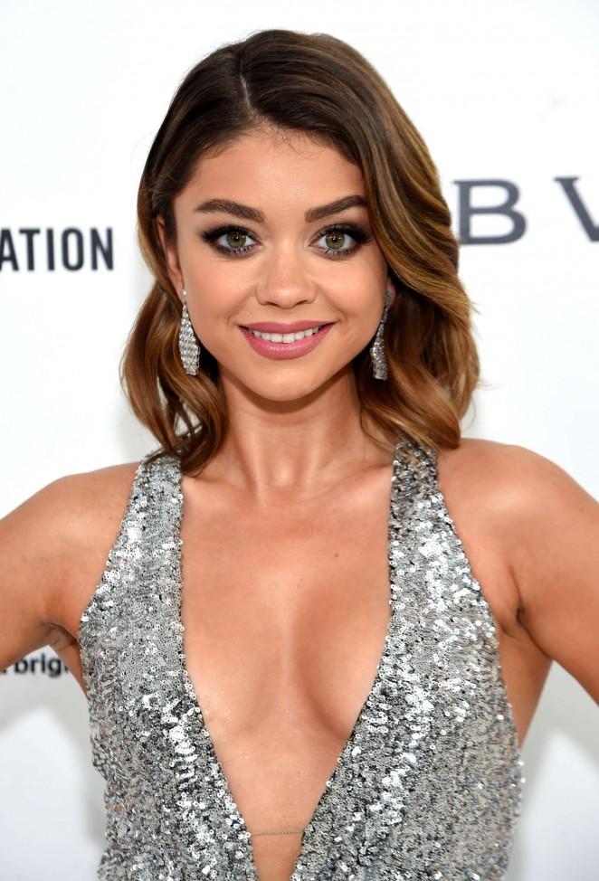 Sarah Hyland - 2016 Elton John AIDS Foundation's Oscar Viewing Party in West Hollywood