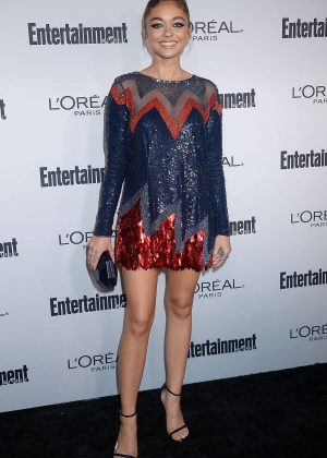 Sarah Hyland - 2016 Entertainment Weekly Pre-Emmy Party in Los Angeles