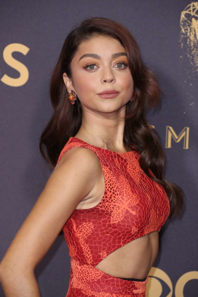 Sarah Hyland - 2017 Primetime Emmy Awards in Los Angeles