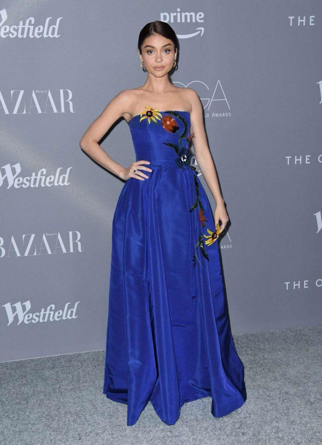 Sarah Hyland - 2018 Costume Designers Guild Awards in Beverly Hills