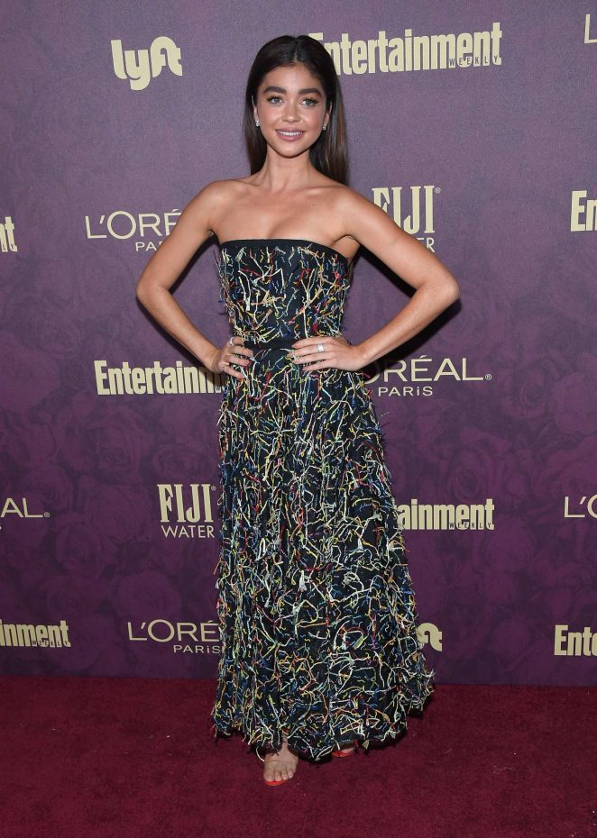 Sarah Hyland - 2018 Entertainment Weekly Pre-Emmy Party in LA