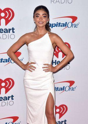 Sarah Hyland - 2018 iHeartRadio Music Festival in Las Vegas