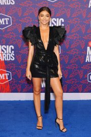 Sarah Hyland - 2019 CMT Music Awards in Nashville