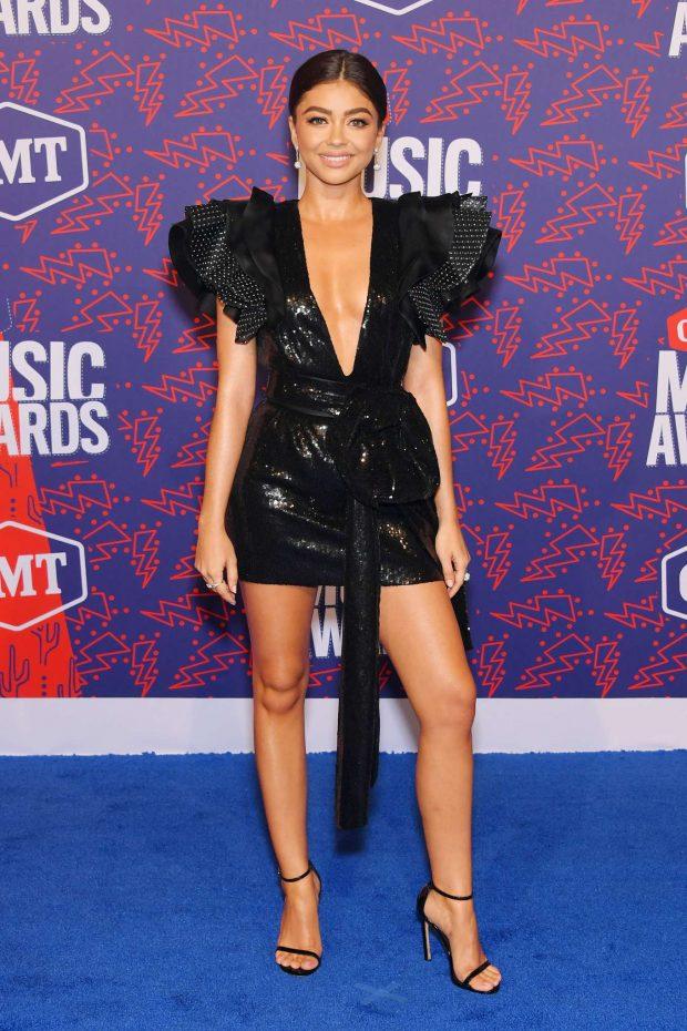 Sarah Hyland - 2019 CMT Music Awards in Nashville