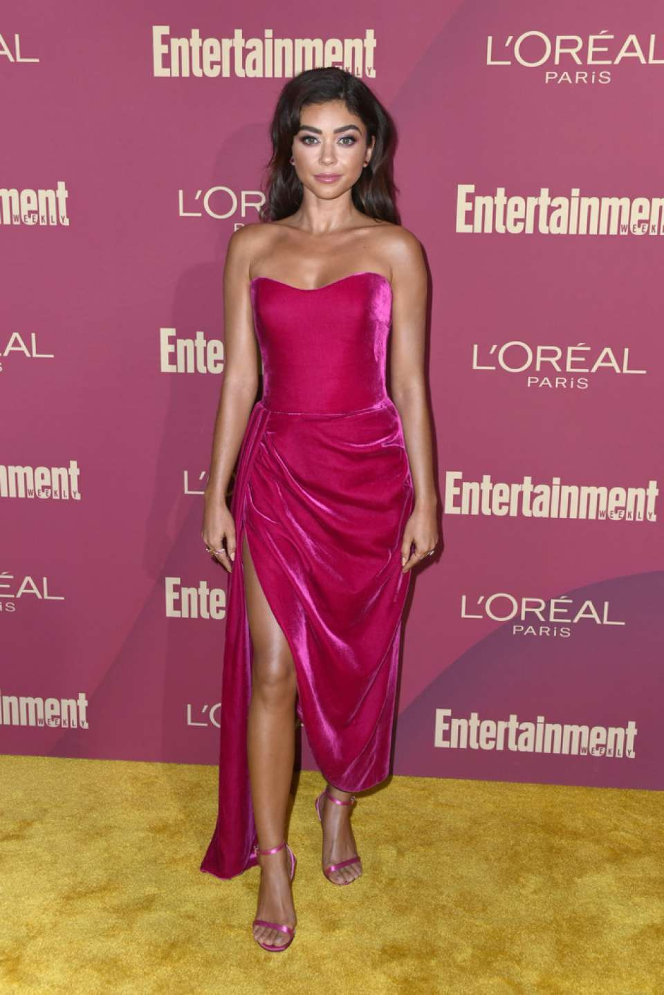 Sarah Hyland - 2019 Entertainment Weekly Pre-Emmy Party in Los Angeles
