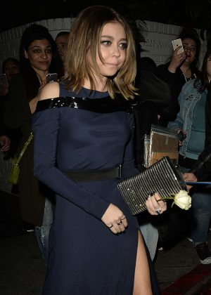 Sarah Hyland - Arrives to The Chateau Marmont in LA