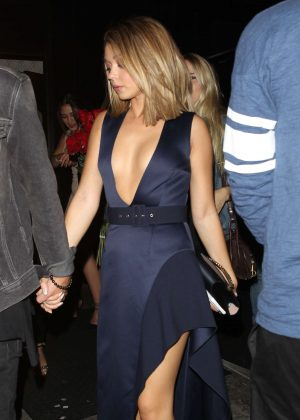 Sarah Hyland at Bootsy Bellows in West Hollywood