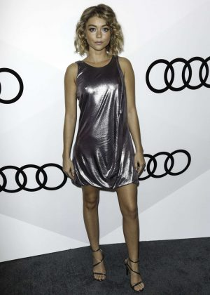 Sarah Hyland - Audi Celebrates The 68th Emmys Party in West Hollywood