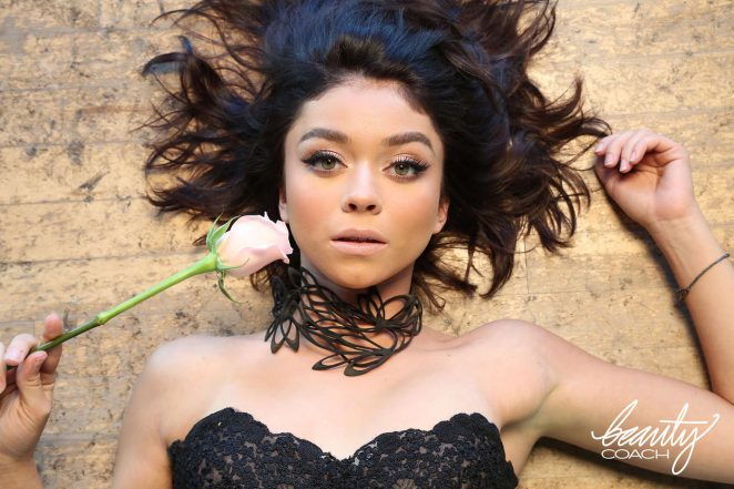 Sarah Hyland: Beauty Coach Shoot 2016 -14