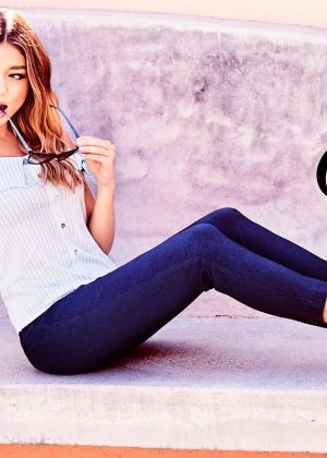 Sarah Hyland - Candies Spring Collection 2017 adds
