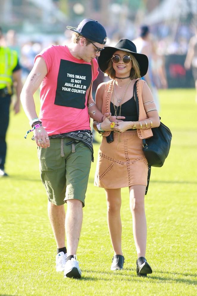 Sarah Hyland: Coachella Music Festival 2015 -03