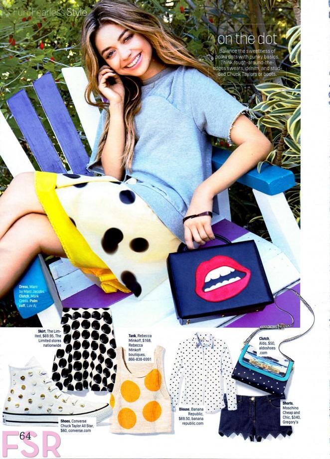 Sarah Hyland: Cosmopolitan 2015 -04