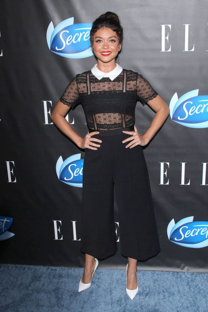 Sarah Hyland – ELLE Hosts Women In Comedy Event in West Hollywood