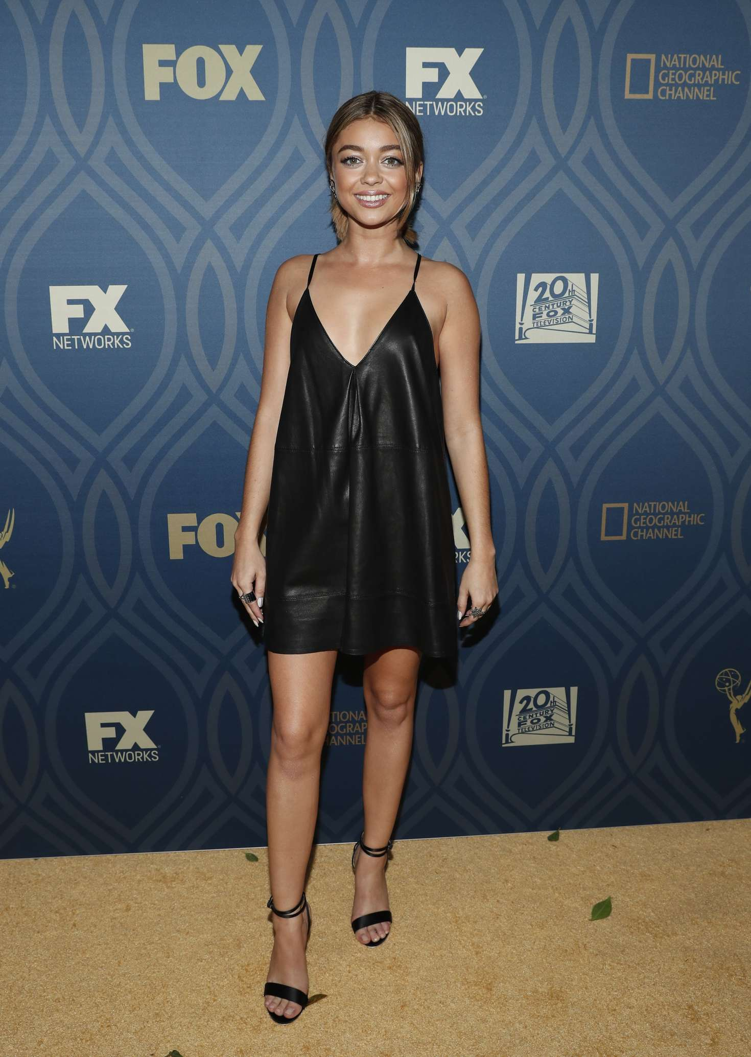 Sarah Hyland: FOX Emmy After Party -07
