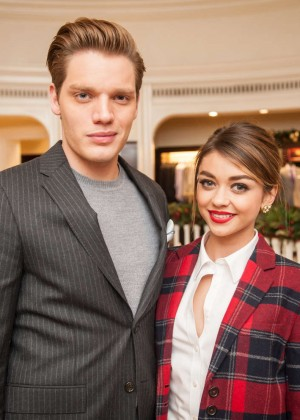 Sarah Hyland - GQ x Brooks Brothers Toast Men of Style in Beverly Hills