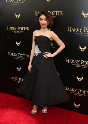 Sarah Hyland - 'Harry Potter and the Cursed Child' Opening Day in NY