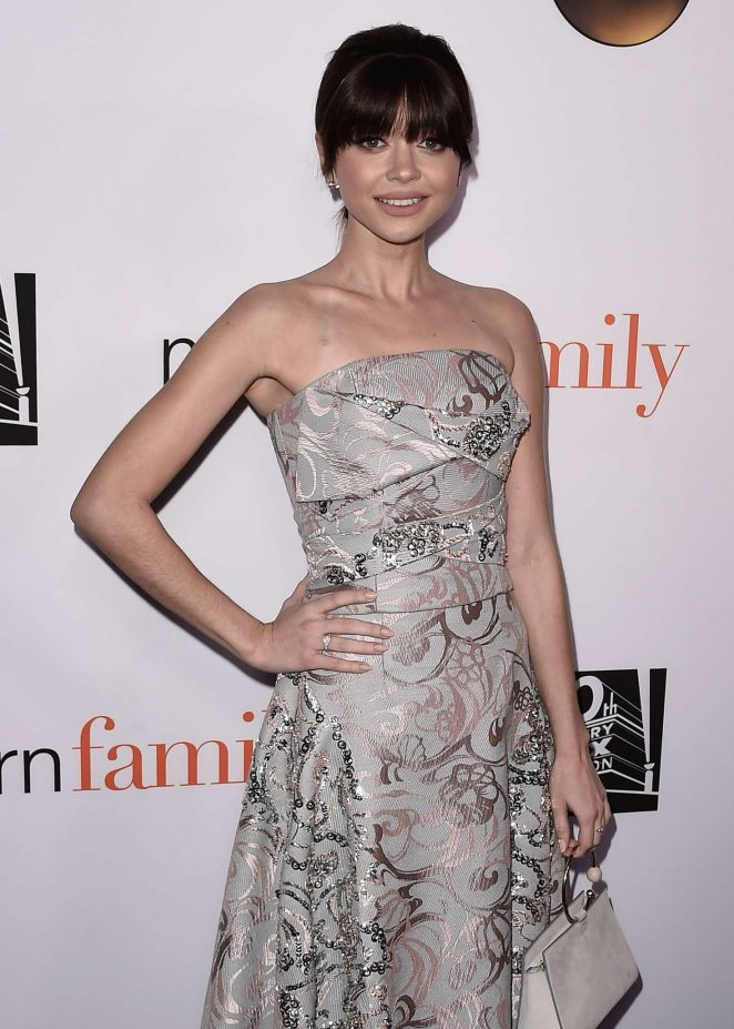 Sarah Hyland - Modern Family 'For Your Consideration' Event in Los Angeles