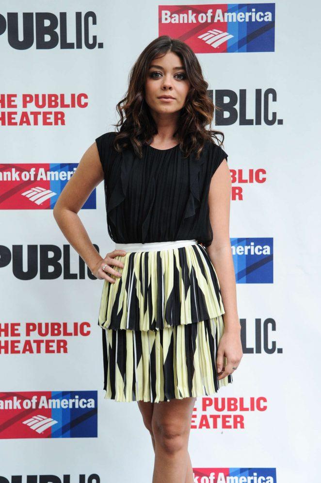 Sarah Hyland - 'Taming Of The Shrew' Opening Night in New York