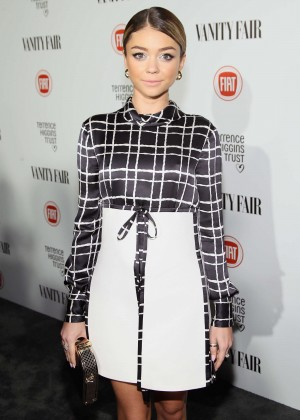 Sarah Hyland - 2015 Vanity Fair and FIAT Celebration of Young Hollywood in LA