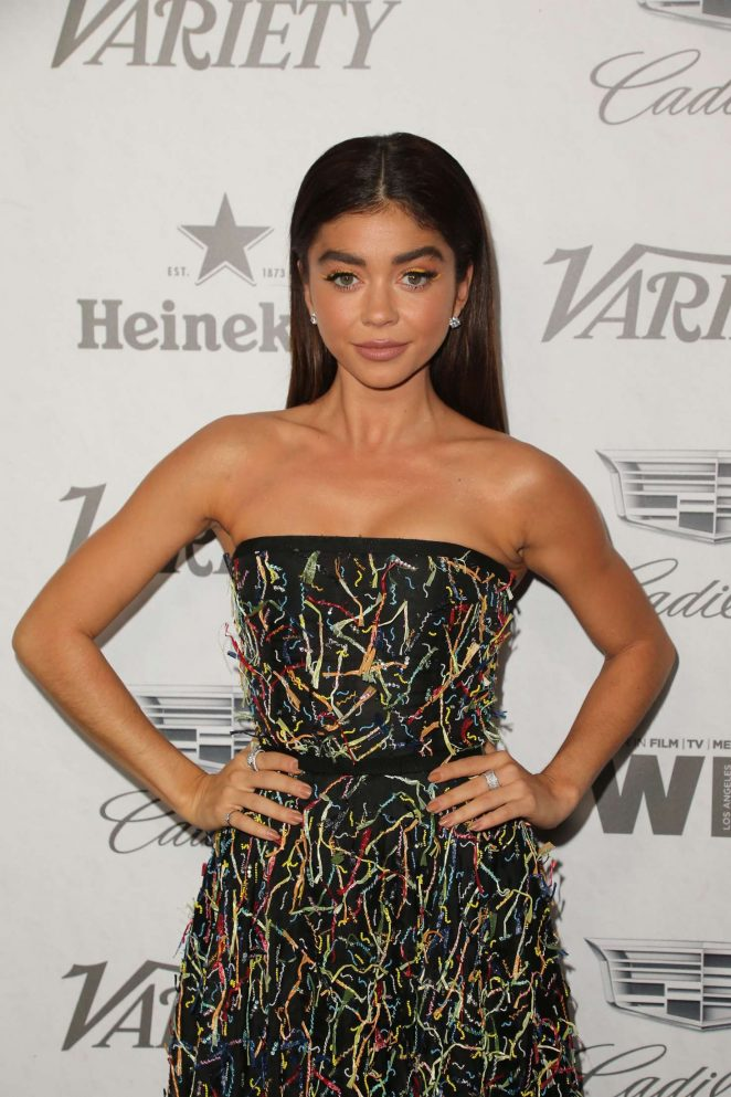 Sarah Hyland - Variety and Women in Film Pre-Emmy Party in LA