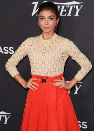 Sarah Hyland - Variety's Power of Young Hollywood Party in LA