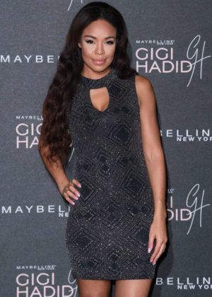 Sarah-Jane Crawford - Gigi x Maybelline VIP Party in London