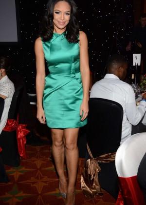 Sarah-Jane Crawford: Screen Nation TV Awards 2015 -06