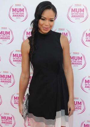 Sarah-Jane Crawford - Tesco Mum Of The Year Awards 2015 in London