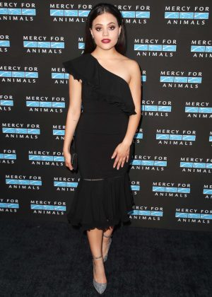 Sarah Jeffery - 2018 Mercy for Animals Gala in Los Angeles