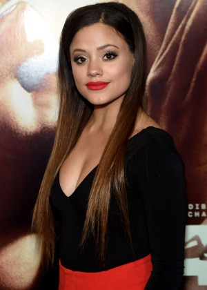 Sarah Jeffery - 'Race' Screening in New York City