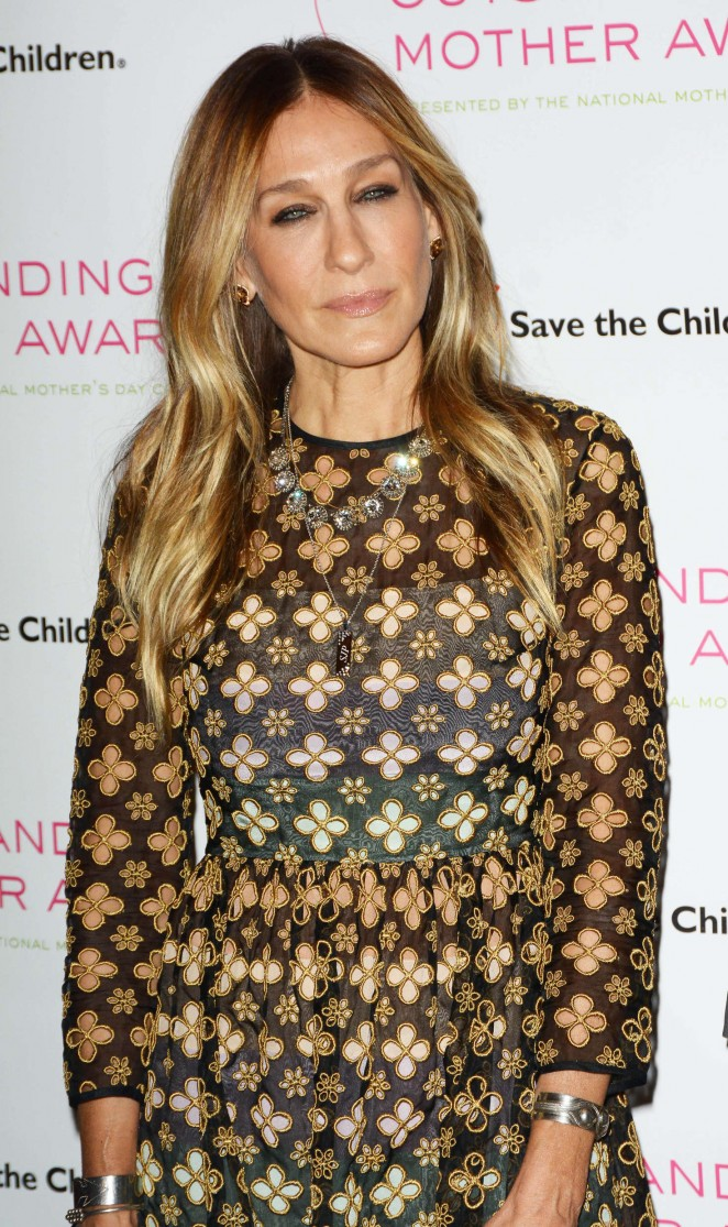 Sarah Jessica Parker - 2016 Outstanding Mother Awards in New York