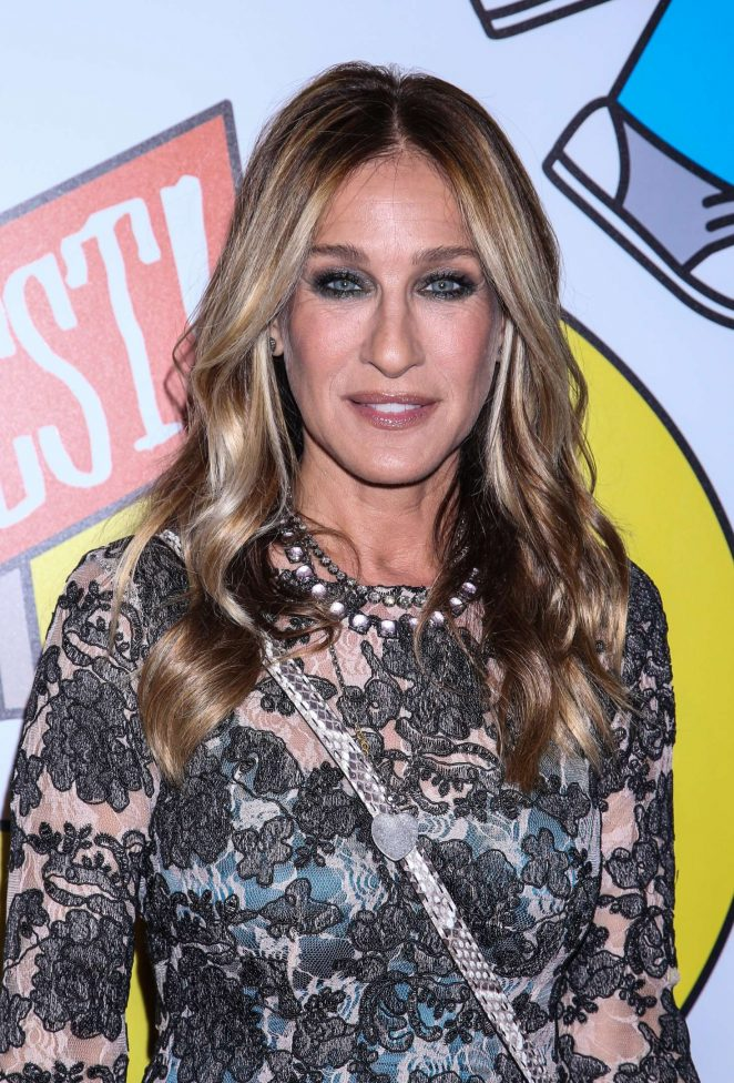 Sarah Jessica Parker - 62nd Annual OBIE Awards in New York