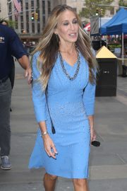 Sarah Jessica Parker - Arrives at 'The Today Show' in New York