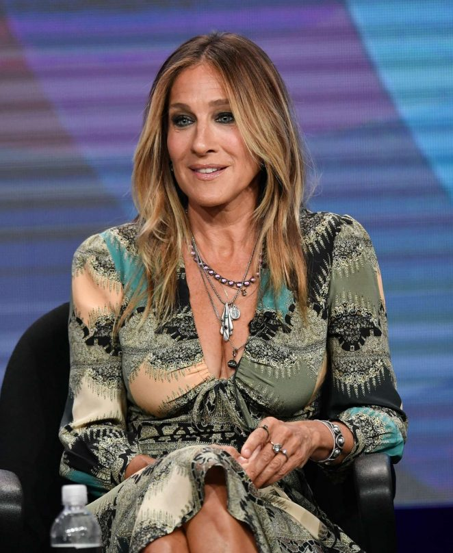 Sarah Jessica Parker - 'Divorce' Panel Summer TCA Tour 2016 in Pasadena