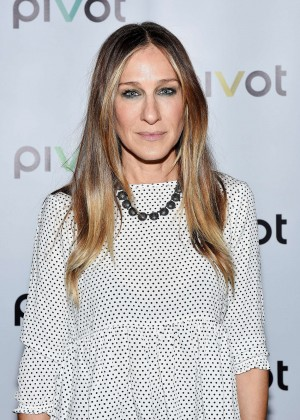 Sarah Jessica Parker - 'Gardeners Of Eden' Special Screening in New York