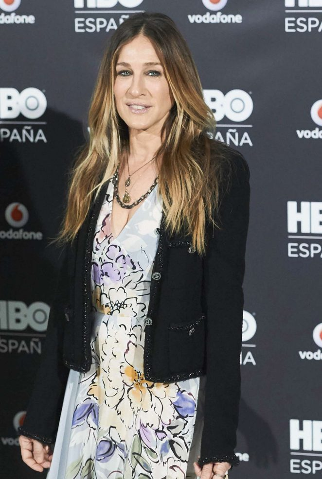 Sarah Jessica Parker - HBO Spain presentation Photocall in Madrid