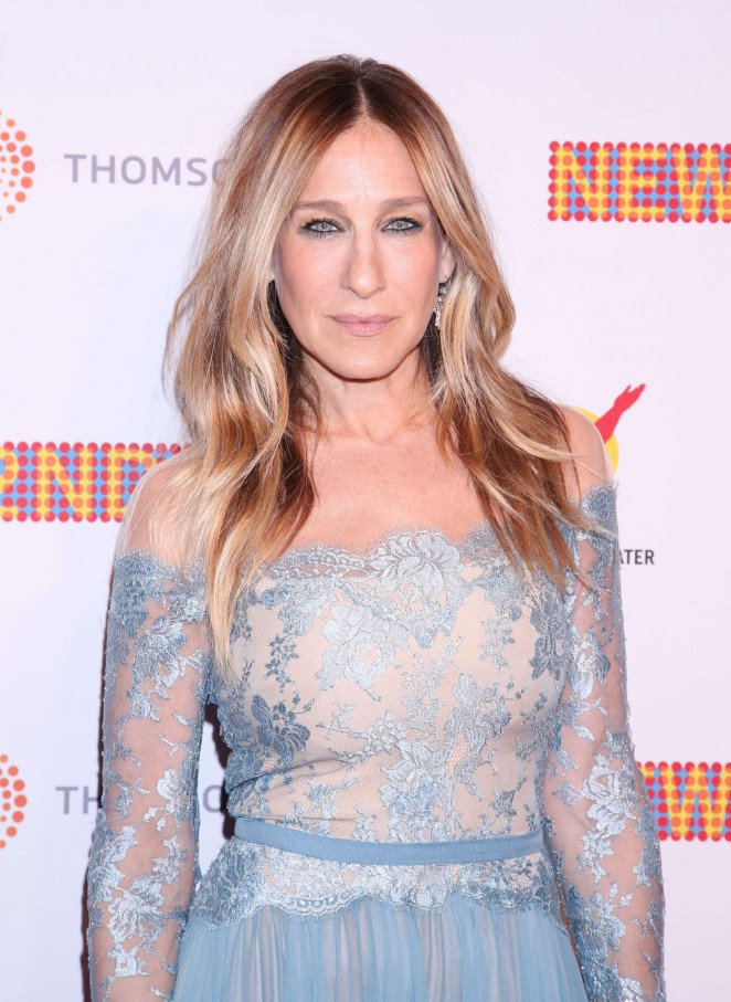 Sarah Jessica Parker – The New 42nd Street 25th Anniversary Gala in New York