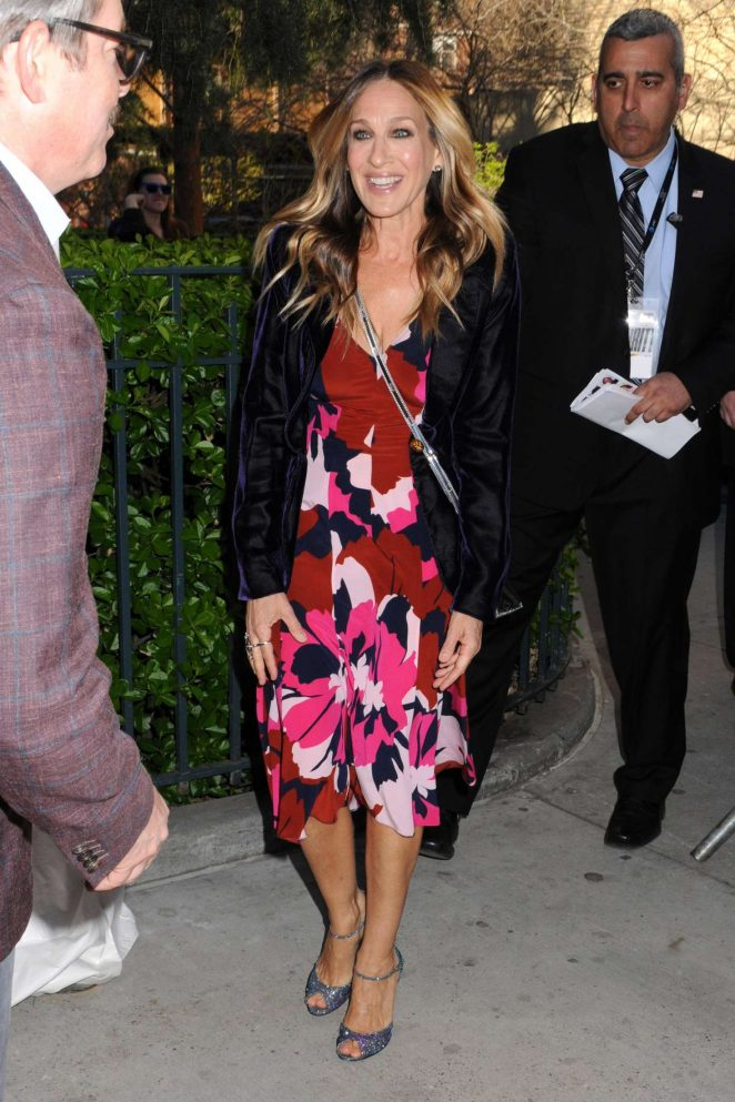 Sarah Jessica Parker - 'To Dust' Premiere at 2018 Tribeca Film Festival in NY
