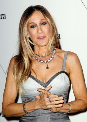 Sarah Jessica Parker - Whitney Museum of American Art Opening in New York
