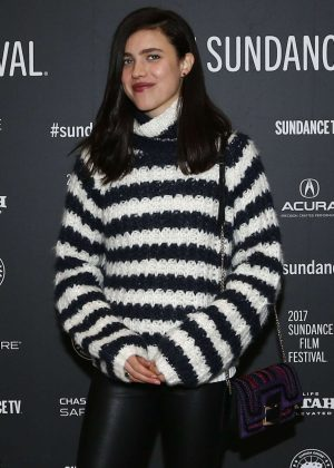 Sarah Margaret Qualley - 'Novitiate' Premiere at 2017 Sundance Film Festival in Utah
