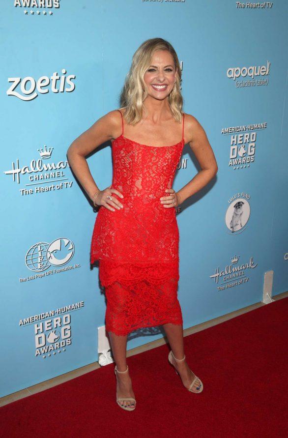 Sarah Michelle Gellar - 9th Annual American Humane Hero Dog Awards in Beverly Hills