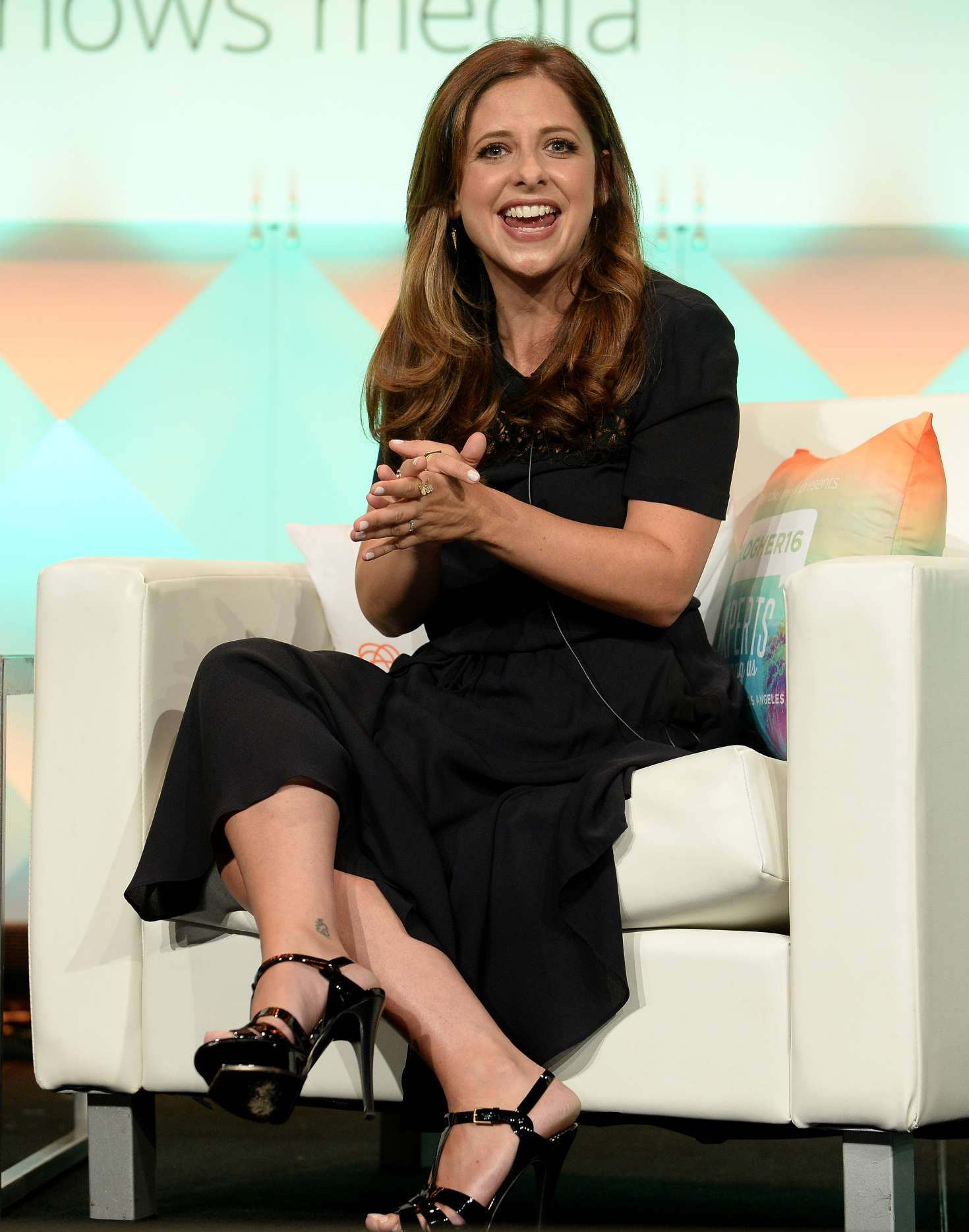 Sarah Michelle Gellar - #BlogHer16 Experts Among US Conference in Los Angeles