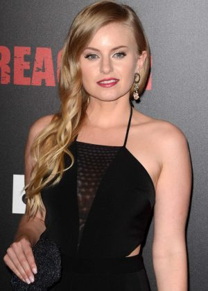 Sarah Minnich - 'Preacher' Premiere in Los Angeles