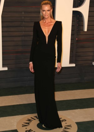 Sarah Murdoch - 2016 Vanity Fair Oscar Party in Beverly Hills