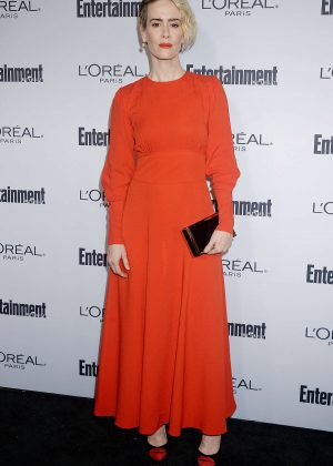 Sarah Paulson - 2016 Entertainment Weekly Pre-Emmy Party in Los Angeles