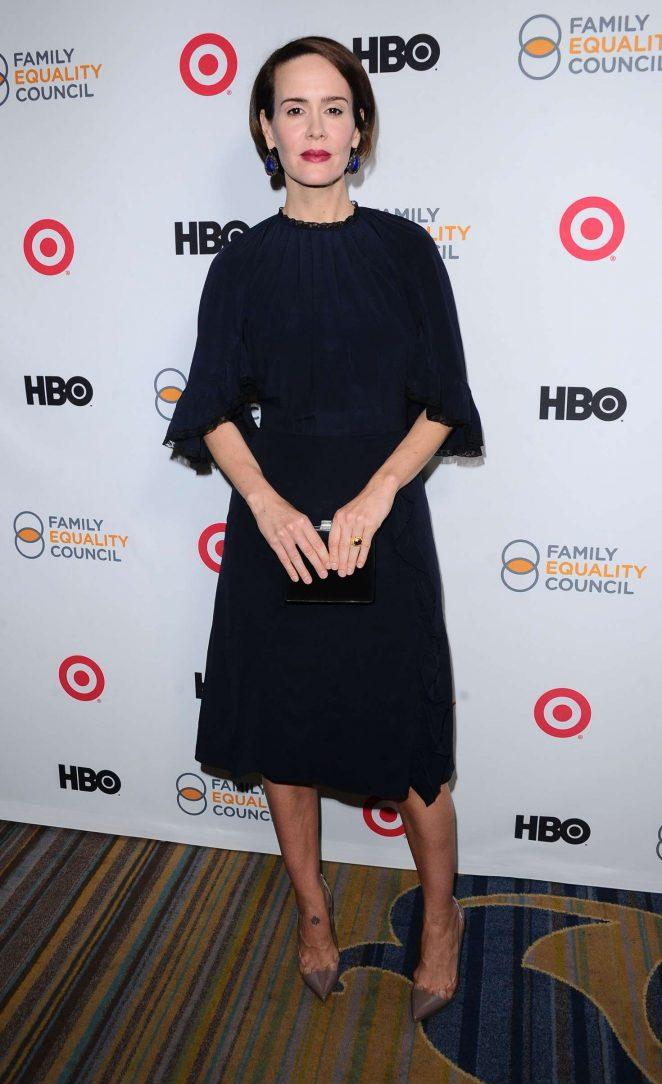 Sarah Paulson - 2017 Impact Awards Annual Gala in Beverly Hills